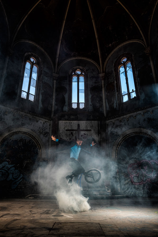 Matt Wilhelm St Boniface Church Time Machine