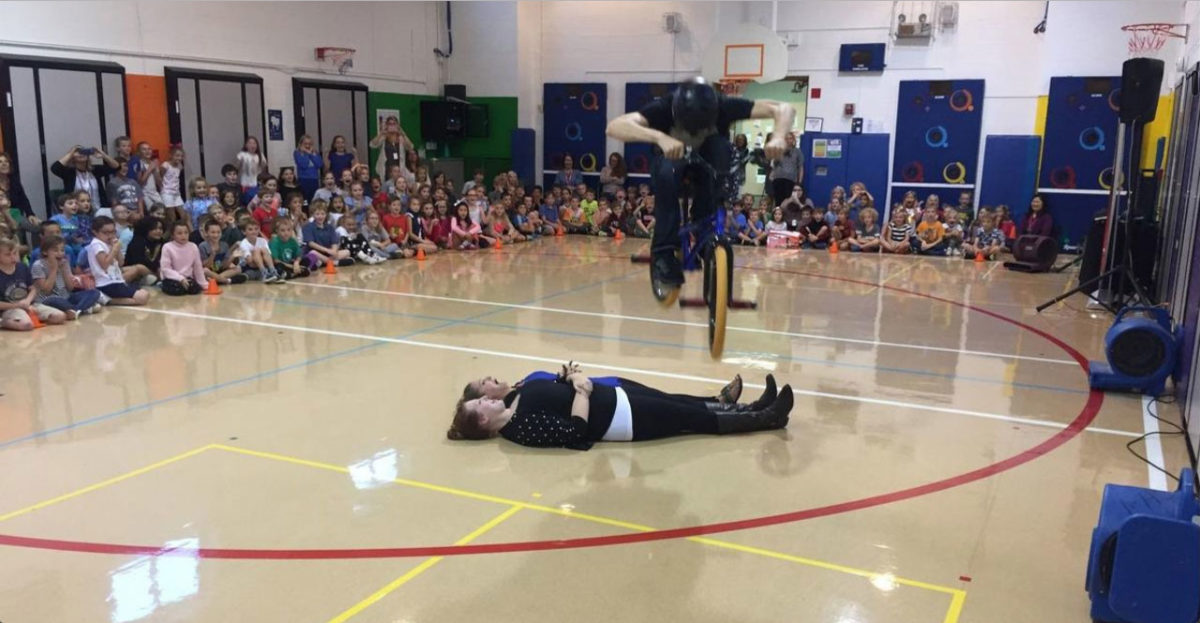 Lake Forest School Assemblies
