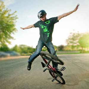Matt Wilhelm - School Assemblies and BMX Shows