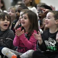 student school assemblies in Wisconsin