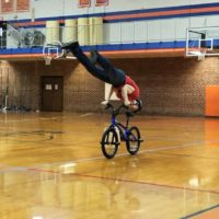 BMX School Assemblies in Edwardsville, Illinois